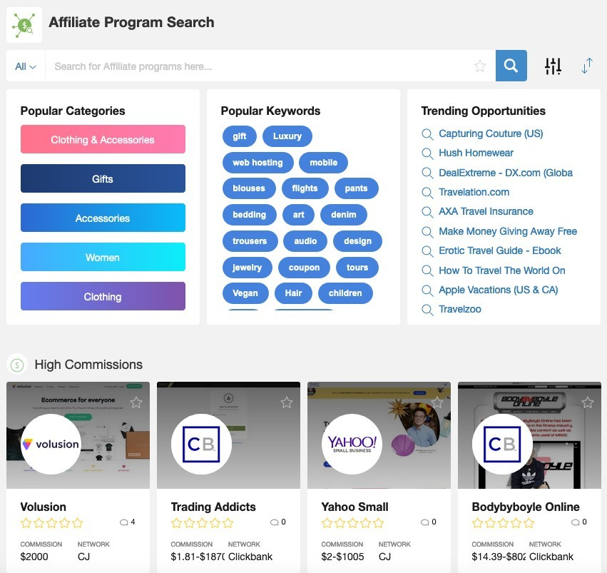 Wealthy Affiliate Added an Awesome New Tool! | Affiliate Programs