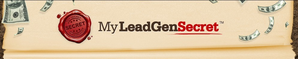 The My Lead Gen Secret Review