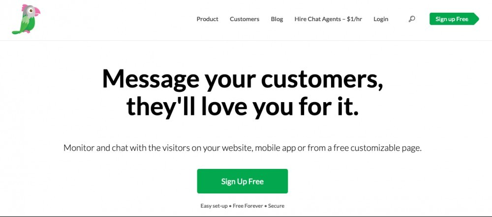 Add Live Chat to a Website