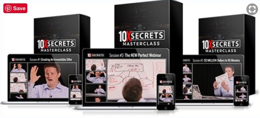 10X Secrets Training Sessions